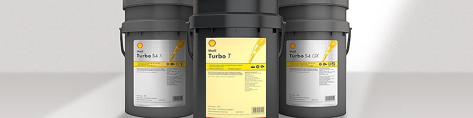 Shell Turbo - Turbineoliën