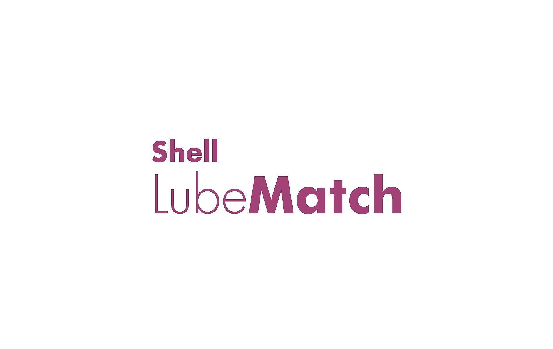 Logo van Shell LubeMatch